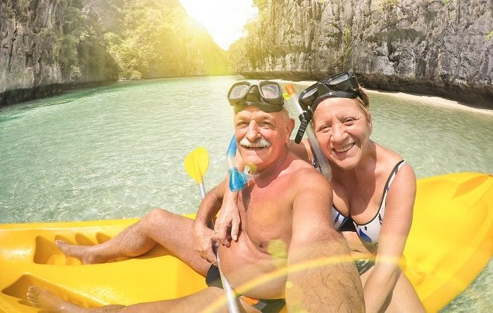 How to choose best Kayak for Seniors