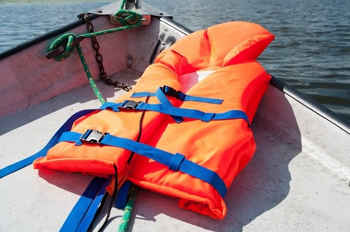What Should You Do If A PFD Has A Tear In The Outer Fabric?