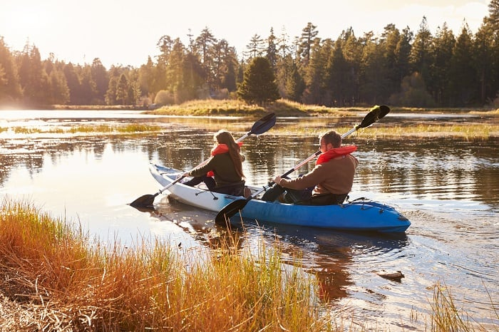 How Much Weight Can A Kayak Hold